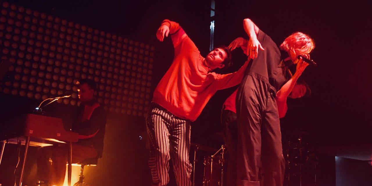 Half Alive Choreographs a Creative, Kinetic Concert