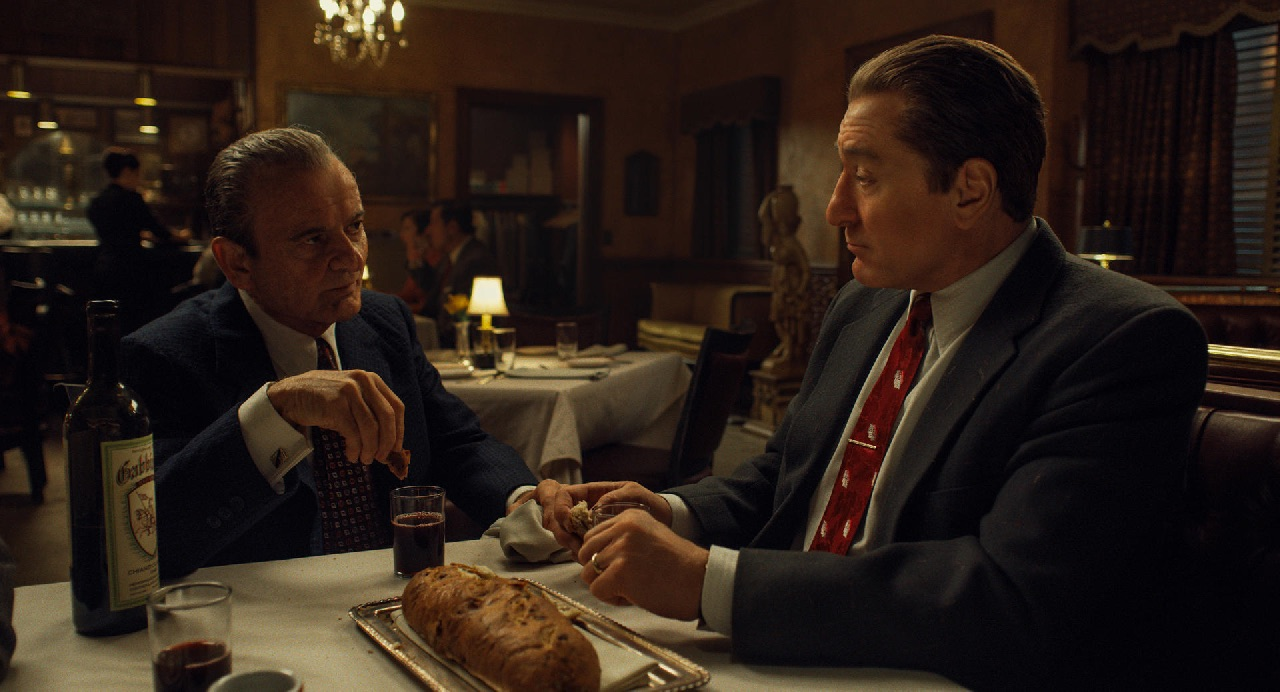 'The Irishman' Is a Meditative Mobster Masterpiece
