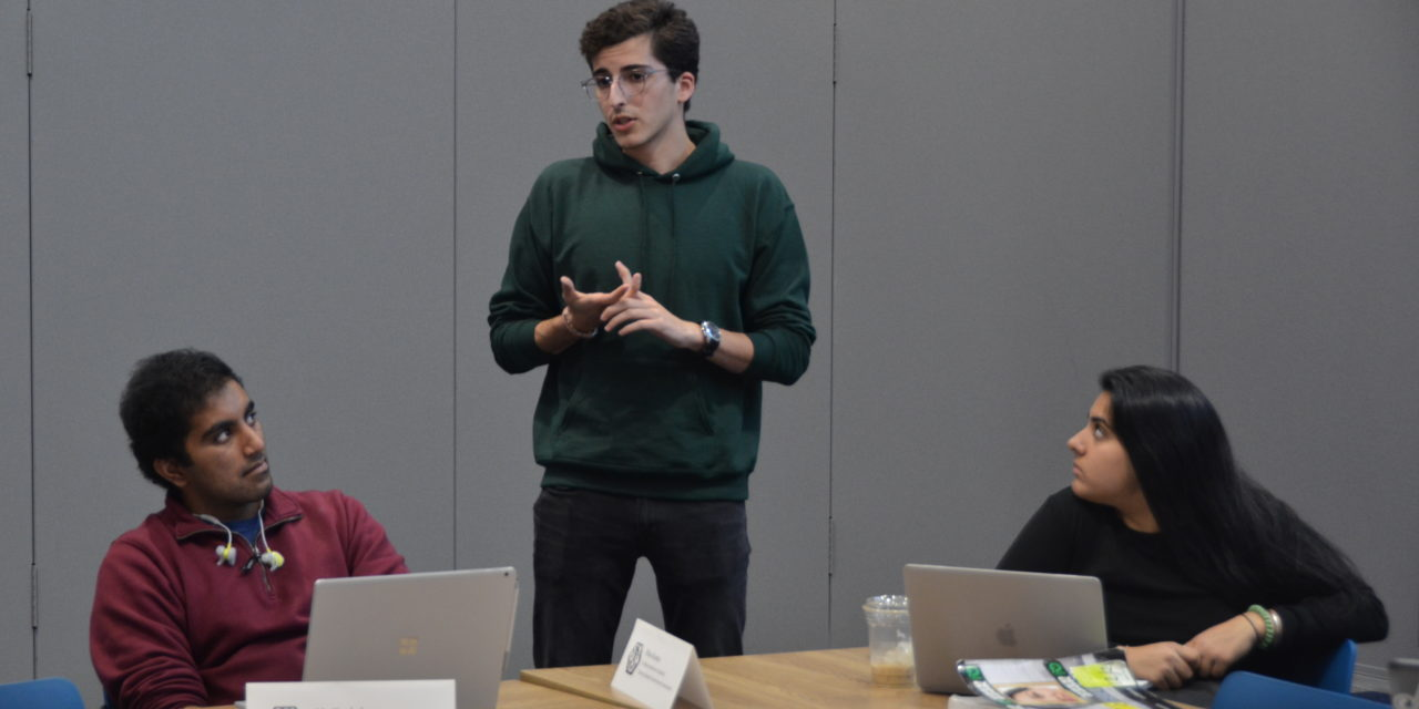 Bill to Increase Student Activity Fee Passes First SGA Vote
