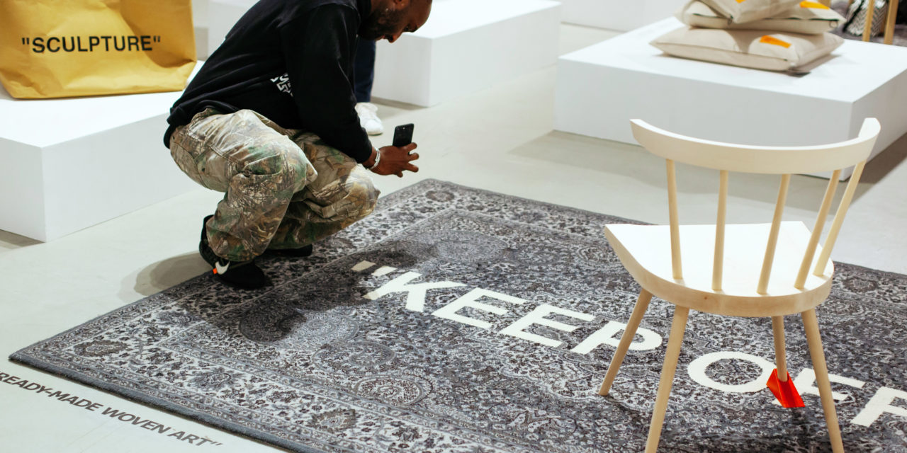 """Art"" with a Price Tag: Virgil Abloh's Exhibit at the High Museum"