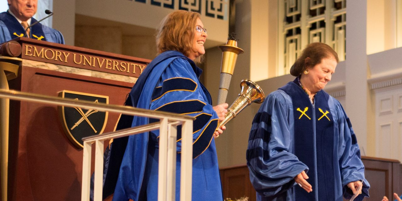 Sterk to Retire as President, Remain at Emory, Effective August 2020