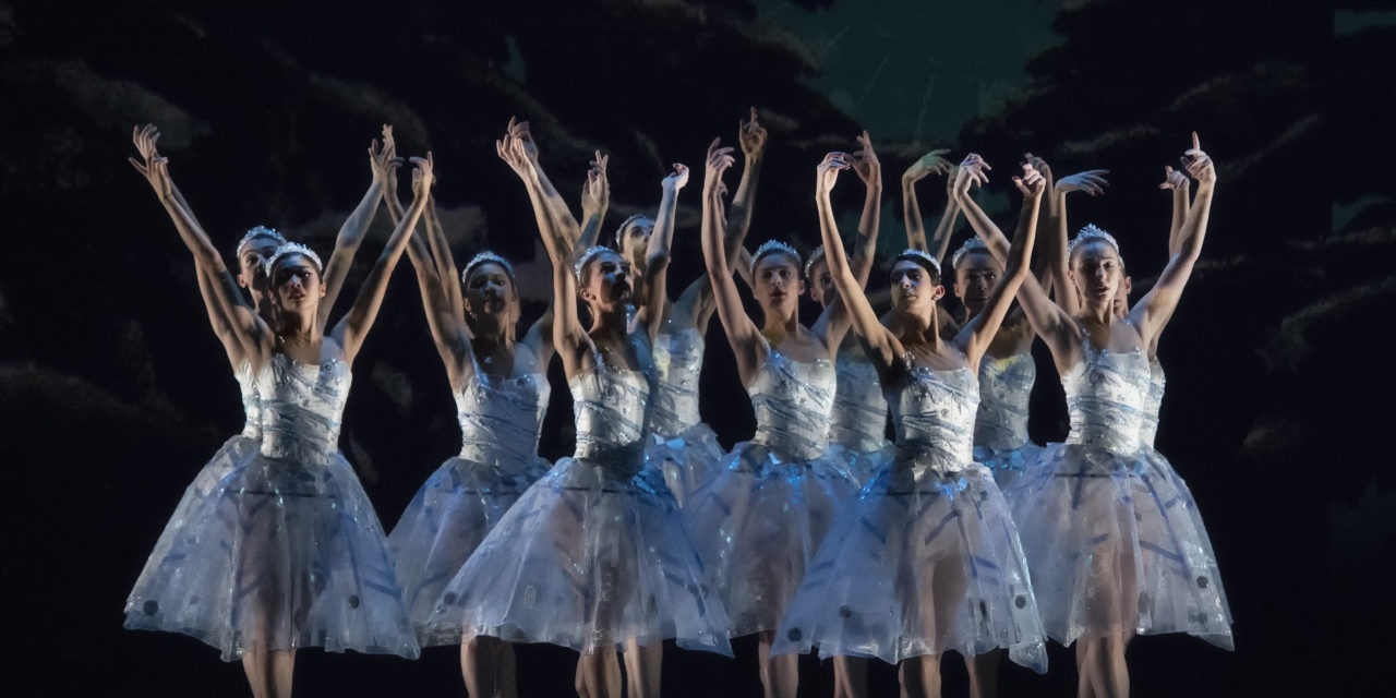 Atlanta Ballet Celebrates Rich Tenure at the Fox Theatre With 'The Nutcracker'
