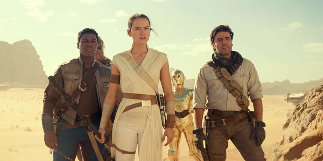 The Force is Not With 'The Rise of Skywalker'