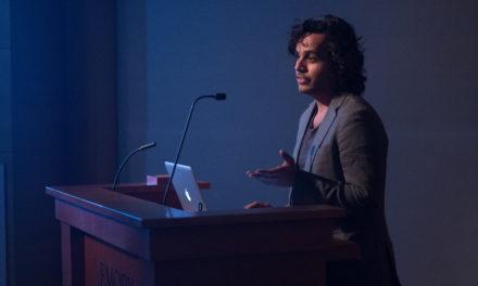 Singh Talks Creative Inspiration
