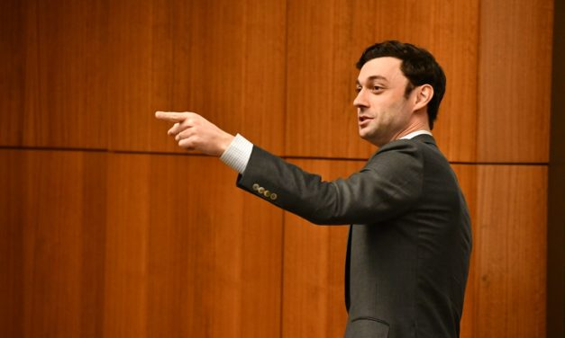 In Town Hall, Ossoff Stresses Need for Voter Turnout, Apolitical CDC