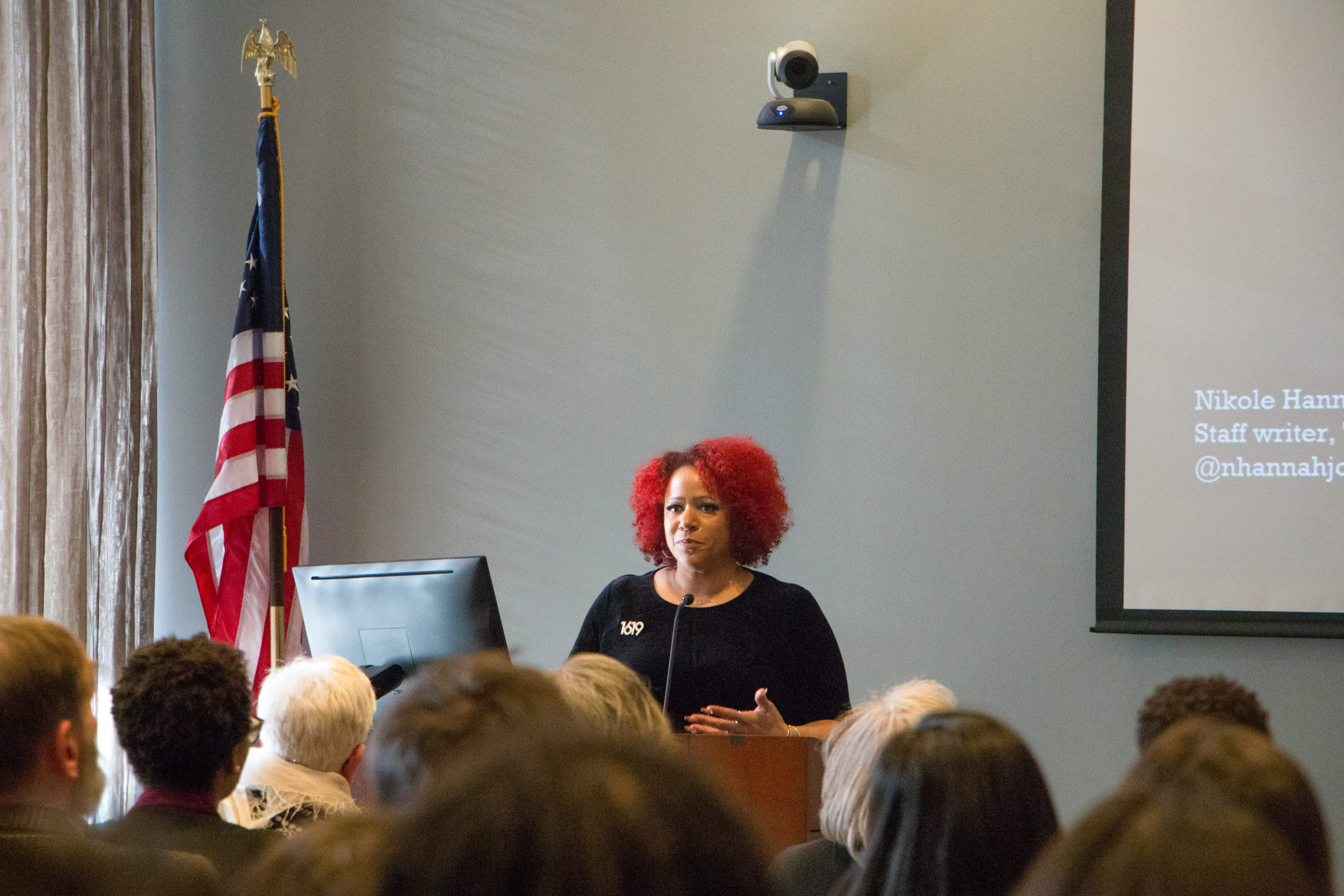 Hannah-Jones Implores Nuanced View of MLK