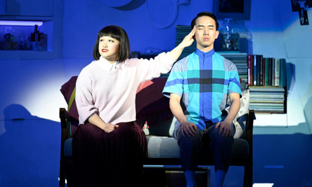 Romance and Mortality Collide in New Sci-Fi Musical 'Maybe Happy Ending'