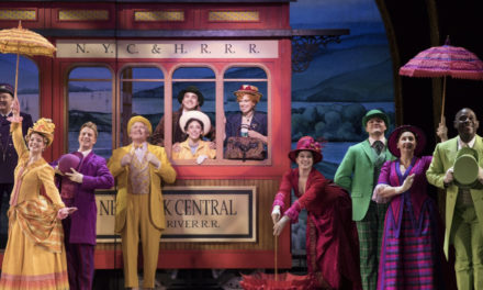 'Hello Dolly!' Entertains with Farcical Humor and Glamour
