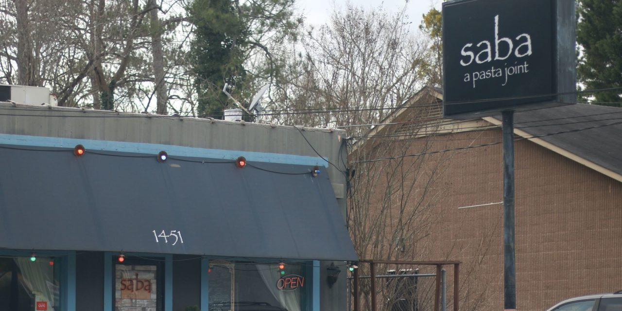 Saba to Relocate to Downtown Decatur