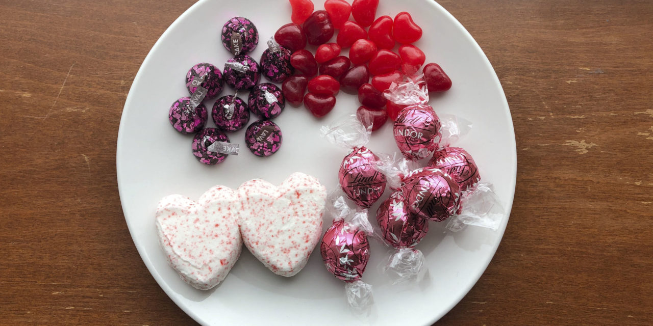Treat Your Sweet Tooth This Valentine's Day