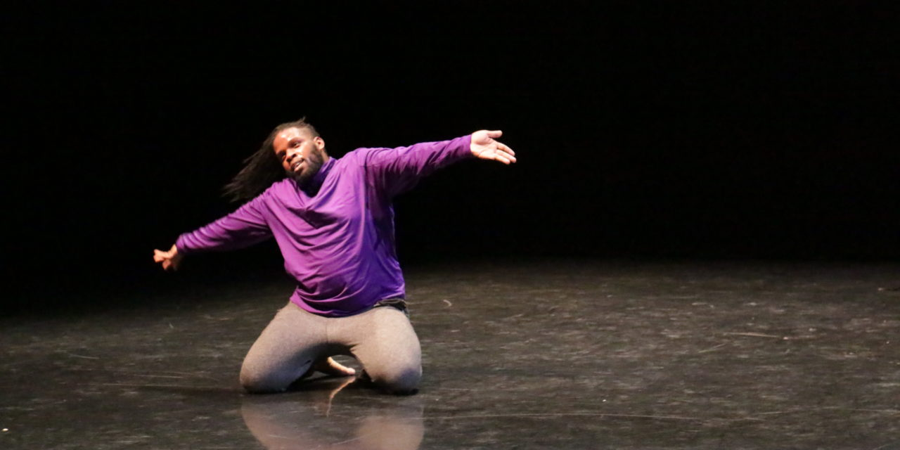 Revealing Personal Struggle Through Dance