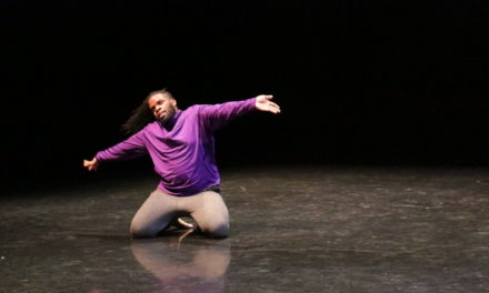 Revealing Personal Struggle Through Dance