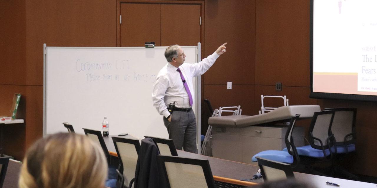 Emory Medical Professors Discuss Coronavirus and Economic Implications