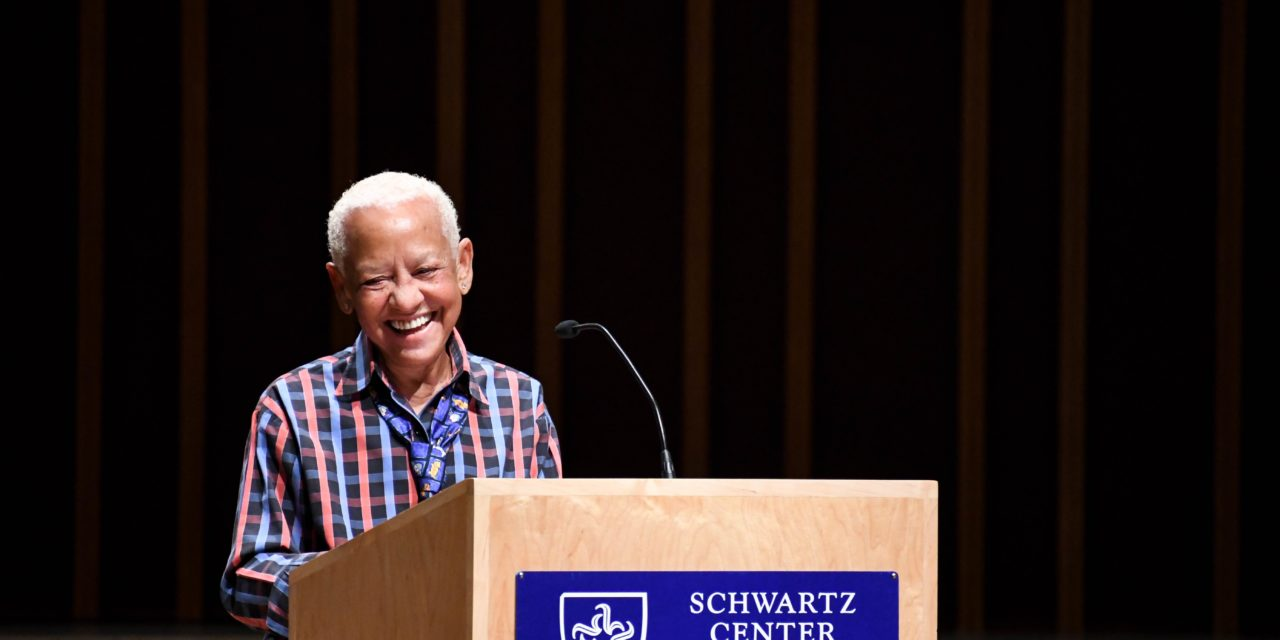 Literary Legend Nikki Giovanni Comes to Emory