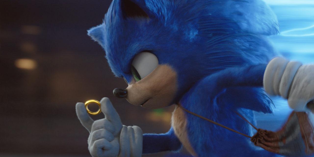 Jim Carries 'Sonic the Hedgehog' Movie