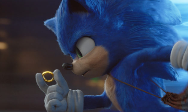 Jim Carries 'Sonic the Hedgehog' Movie