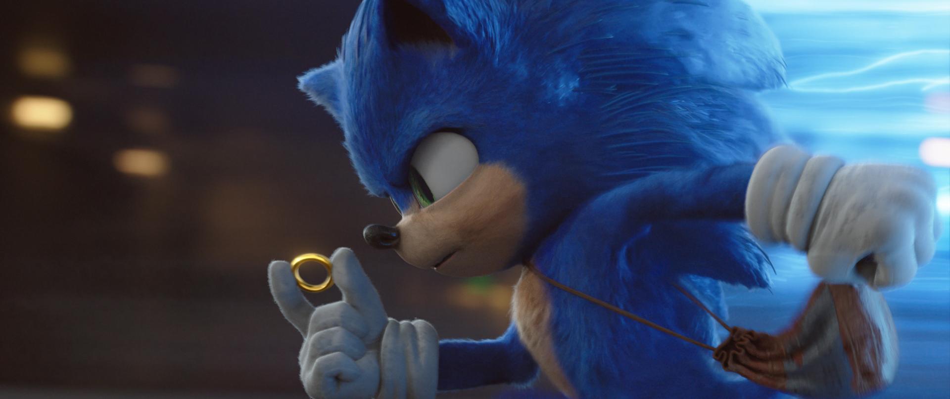 Jim Carries Sonic The Hedgehog Movie The Emory Wheel