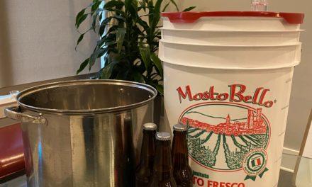 Seniors Tackle Science of Brewing Beer