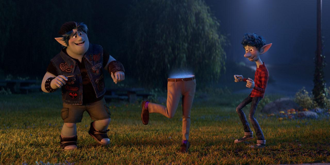 Onward and Upward: A Conversation With Pixar's Kelsey Mann