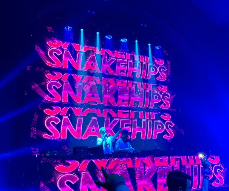 You Better Believe It: Snakehips Brings Tour to ATL
