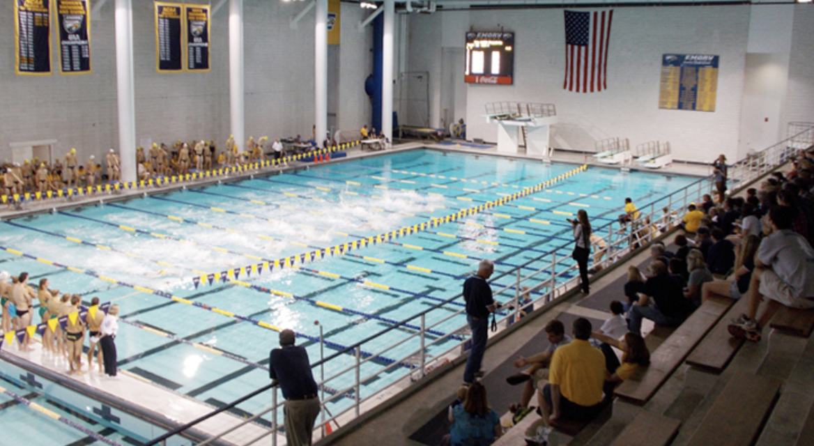 Member of Swimming and Diving Team Tests Positive for COVID-19