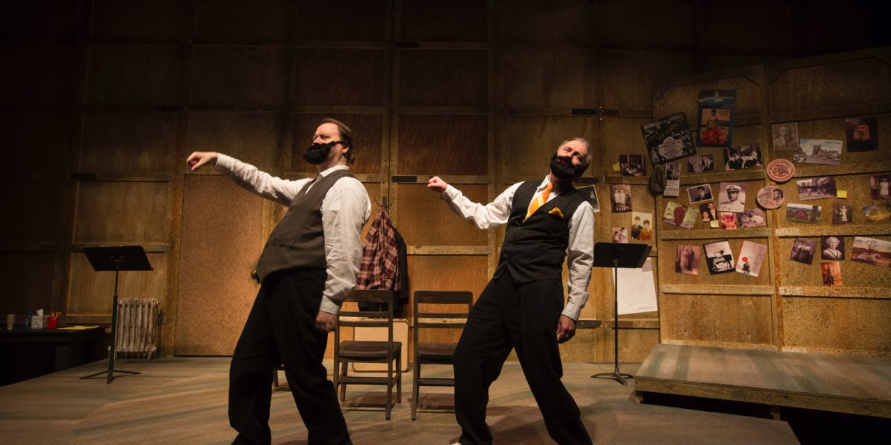 'Wooden Nickels' Engage Audiences with Outlandish Adventure