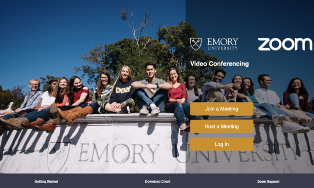 6 Incidents of Zoombombing Reported at Emory