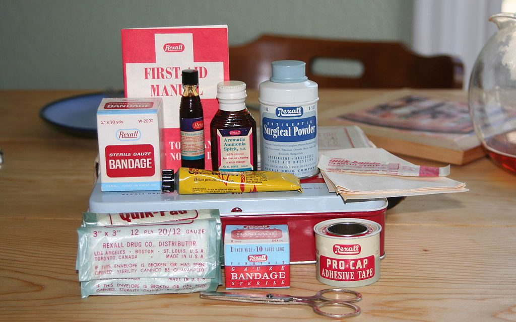 What Should Be In A University First Aid Kit?