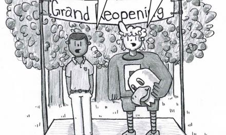 Cartoon: Emory's Reopening