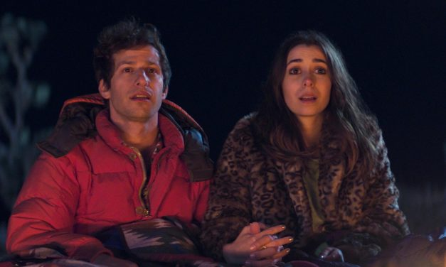In Samberg's Triumphant 'Palm Springs,' Life Never Stops Stopping