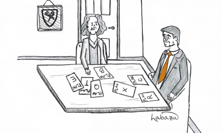 Cartoon: Emory's Decision Makers