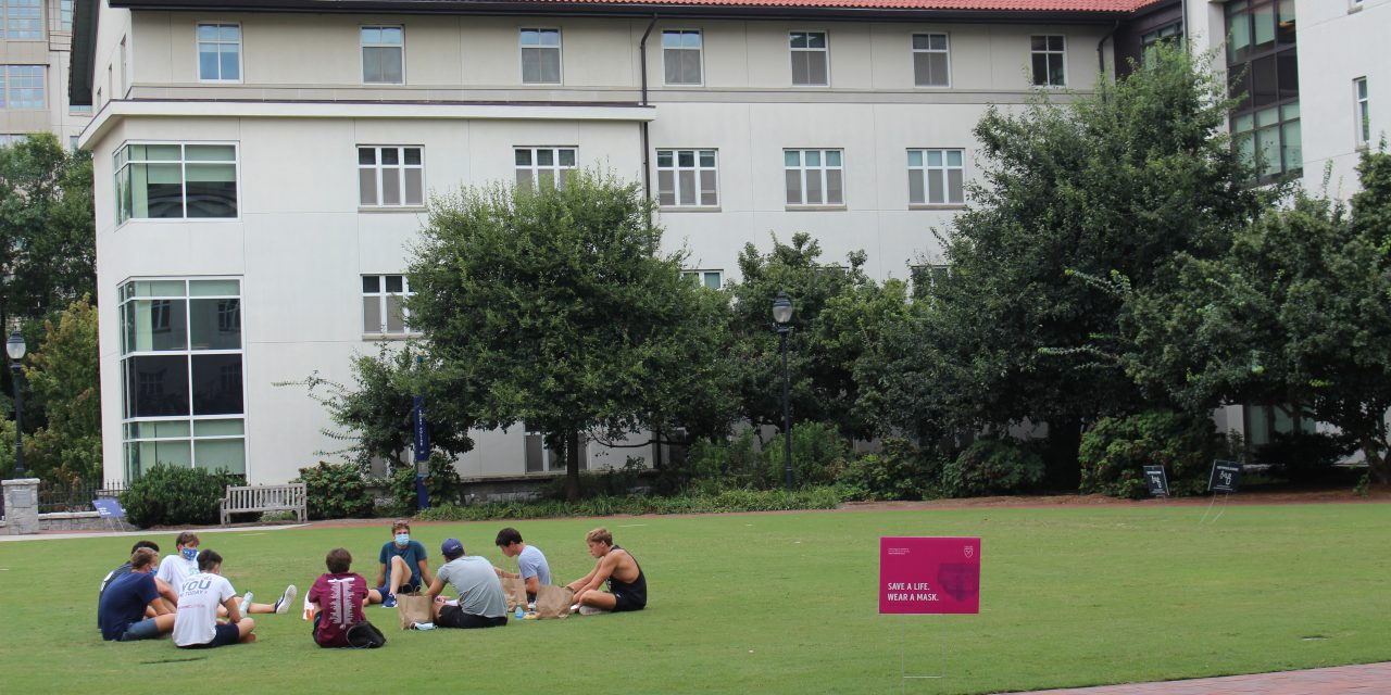 Fears of Isolation, COVID-19 Spread Infect First-Year Experience