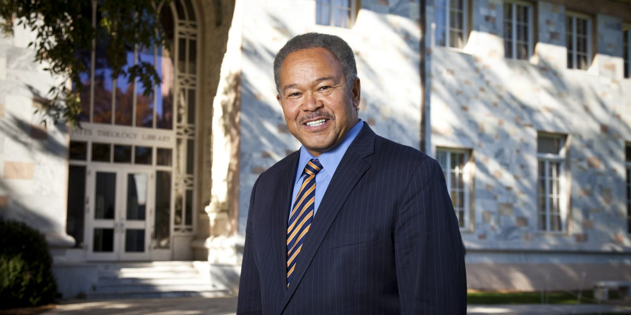 Emory Professor Announces Bid to Serve Remainder of John Lewis' Term