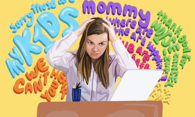 Teaching From Home: The Trials and Tribulations of Faculty Parents