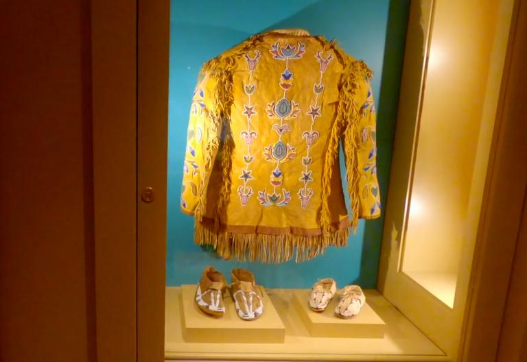 Carlos Museum Explores Southeast Native American Art
