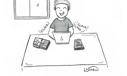Cartoon: Overworked