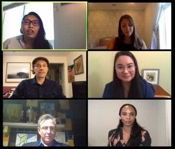 Webinar Highlights Indigenous and Native Voices in Academia
