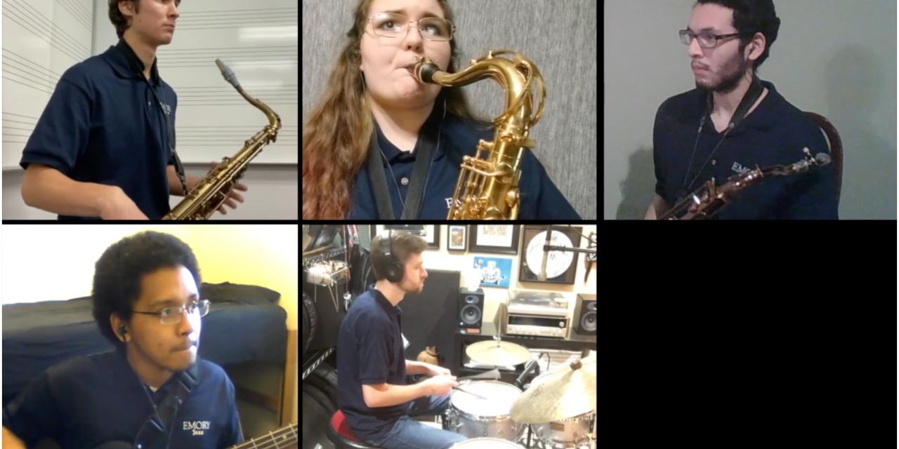 Schwartz Center Concert Jazzes Up Semester's End