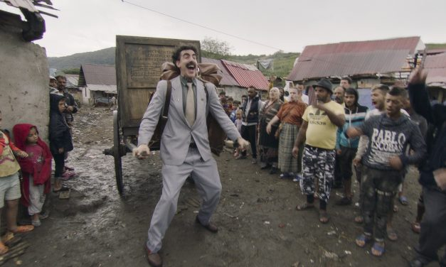'Borat Subsequent Moviefilm' Is Great Success, Very Nice