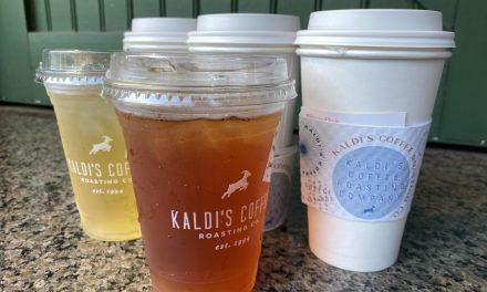 Spilling the Tea on Kaldi's Teas