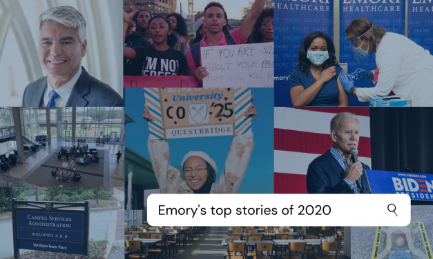 The Stories That Shaped Emory in 2020