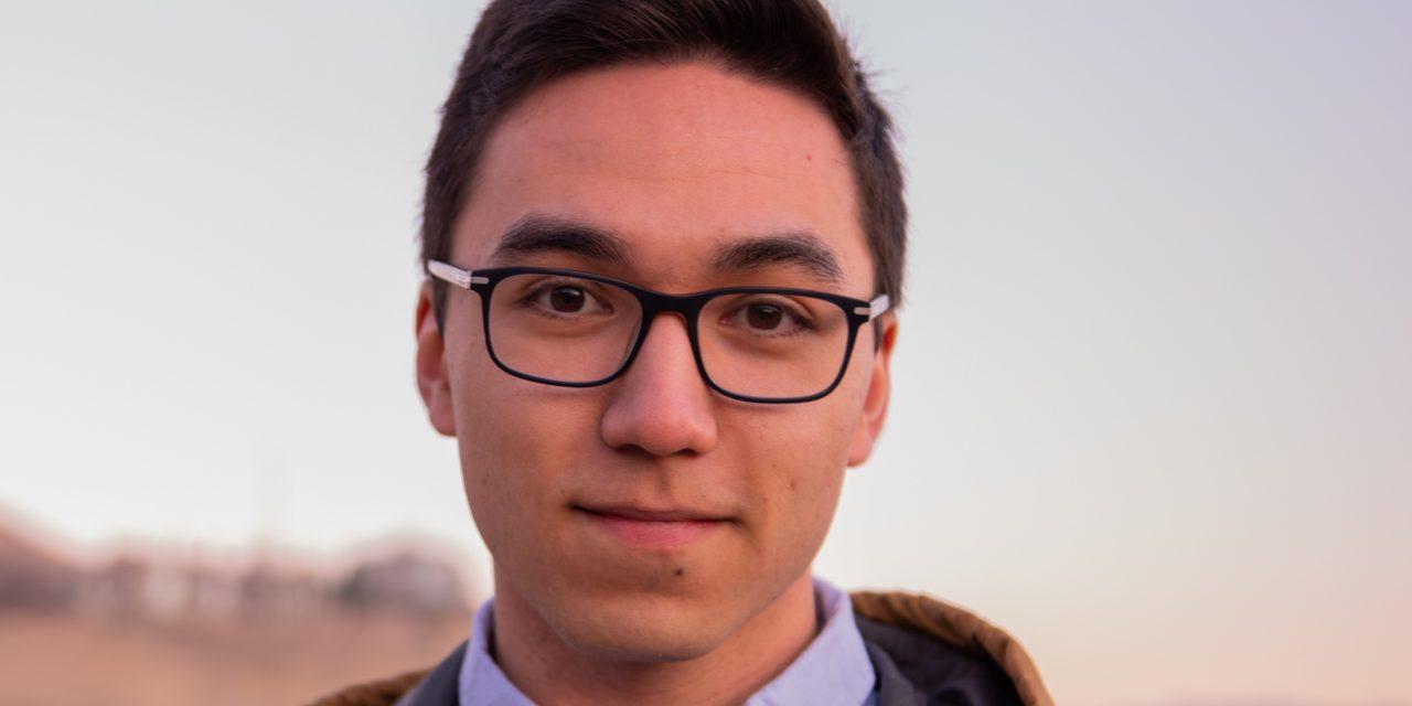 Poritz Elected Editor-in-Chief