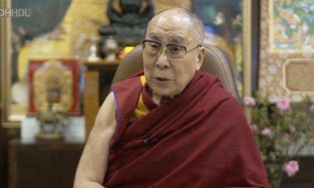 Dalai Lama Stresses Importance of 'Inner Peace' Amid Worsening Pandemic