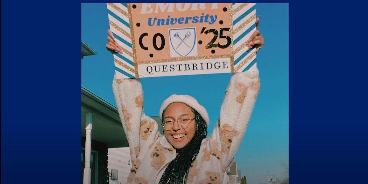 Joy, Relief, Surprise: Class of 2025 ED I Admits Celebrate Acceptances