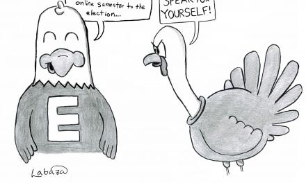 Cartoon: Thanksgiving 2020