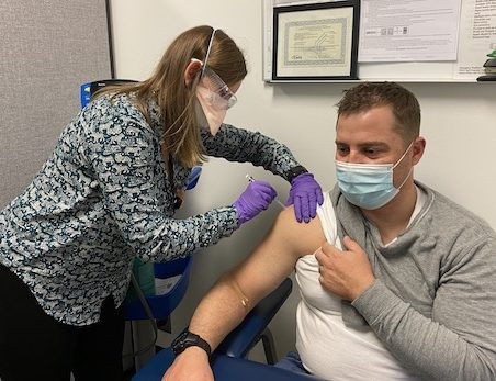 Emory Expands Vaccine Eligibility to All Students, Faculty, Staff