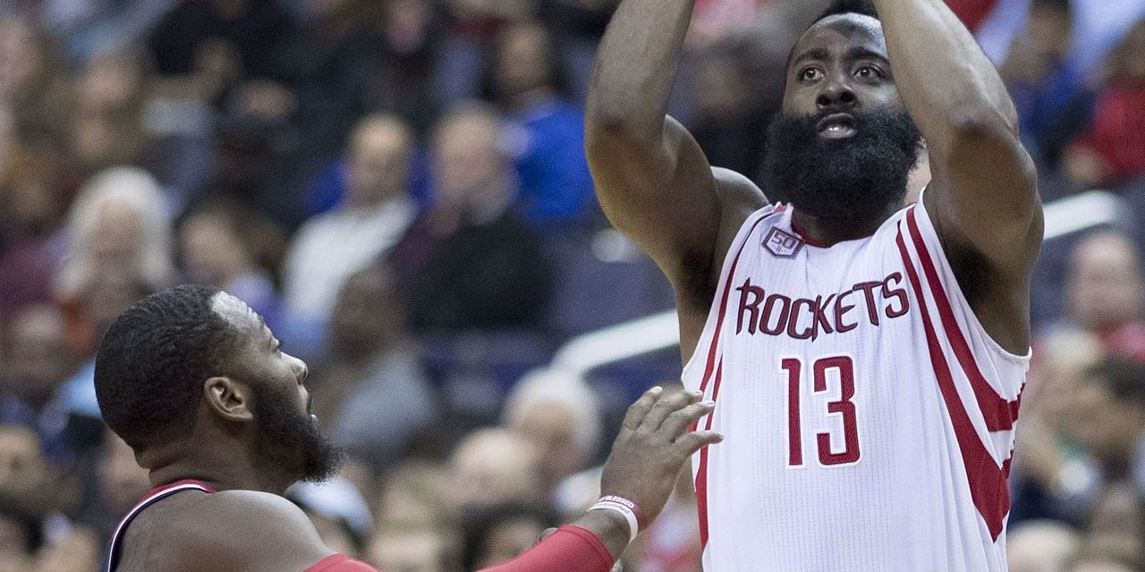 James Harden: A Rockets Legend