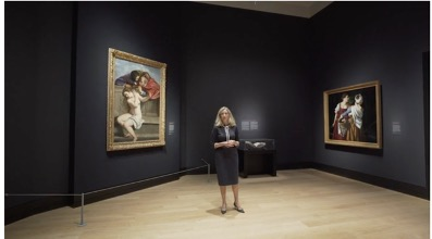 'Artemisia' National Gallery Tour Celebrates Female Artists and Academics