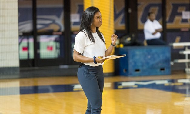 After 3 Successful Seasons, Asst. Volleyball Coach Bri Jones Leaves Emory