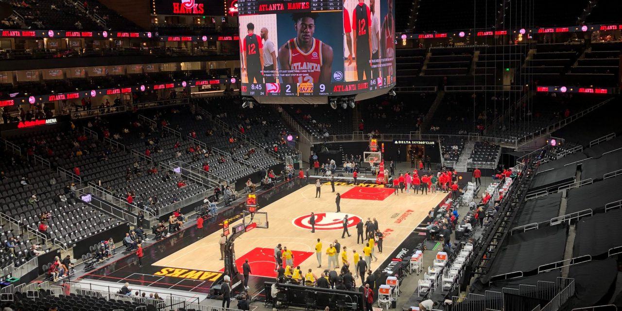 NBA Fans Yearn for Semblance of Normalcy